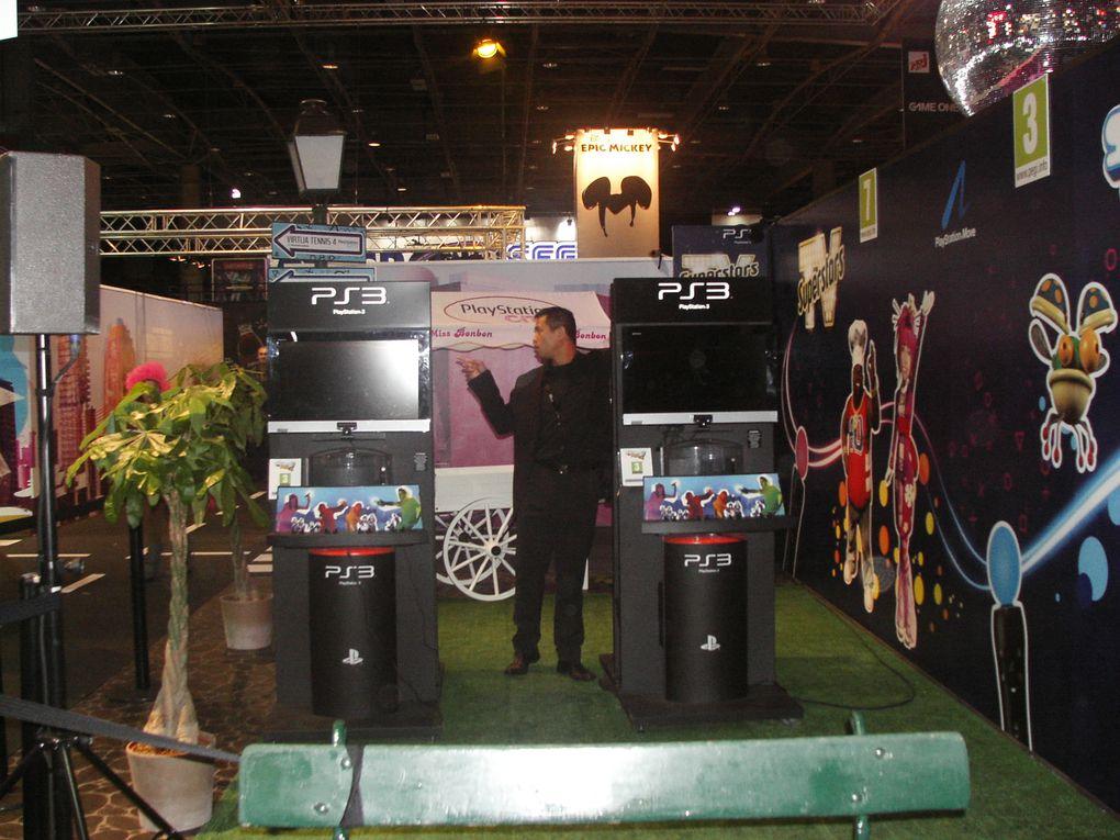 Album - [C] Paris Games Week 2010-Autres-Stand