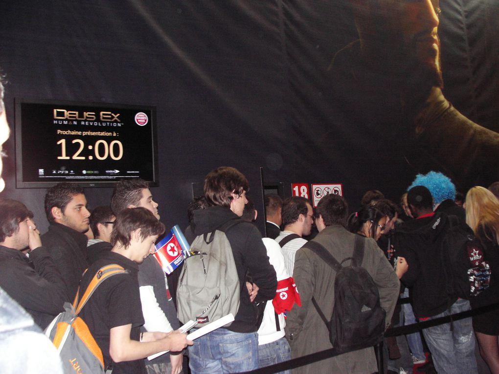 Album - [A] Paris Games Week 2010-Stand-SQUARE-ENIX
