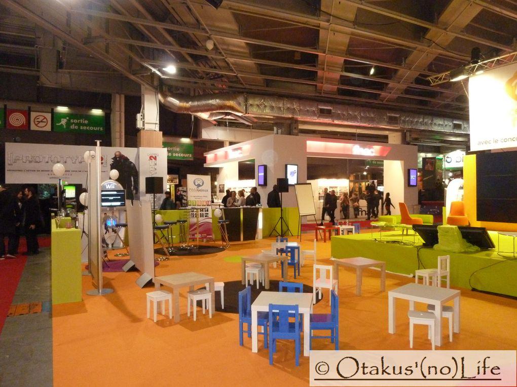 Voici les photos de la Paris Games Week 2011 prisent lors de la soirée de lancement le jeudi 20 octobre !Plus de photos du salon ici : http://otakusnolife.over-blog.com/album-1968890.html