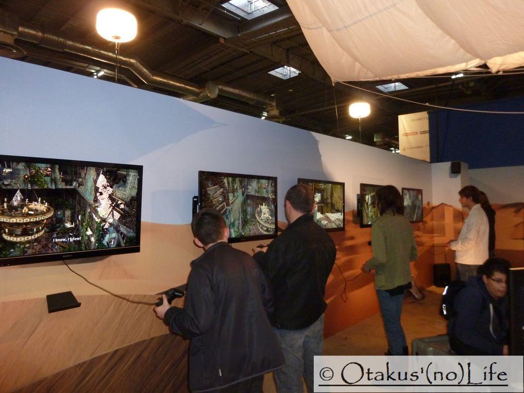 Voici les photos de la Paris Games Week 2011 ! Les photos de la soirée de lancement sont disponibles ici : http://otakusnolife.over-blog.com/album-1968886.html