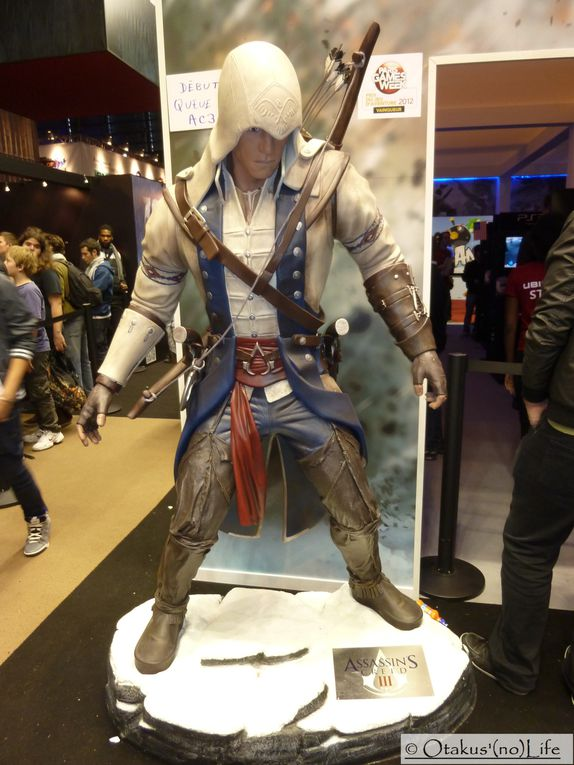 Album - Paris Games Week 2012 - Divers Stands