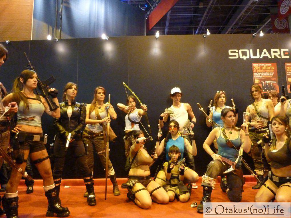Album - Paris Games Week 2012 - Le Cosplay