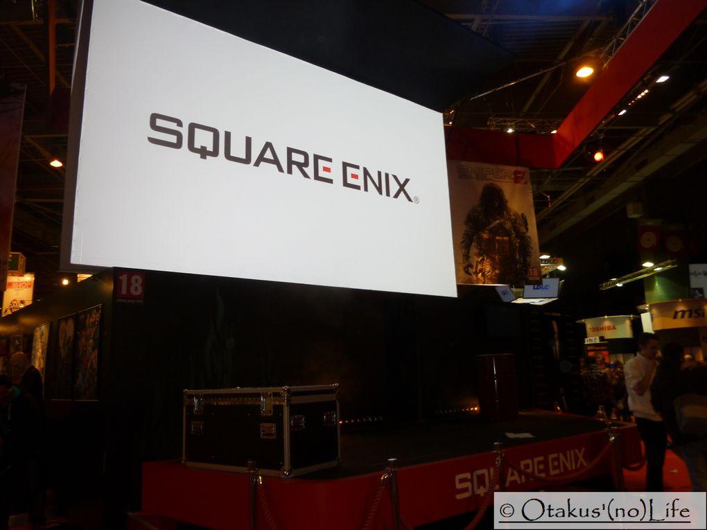 Album - Paris Games Week 2012 - Stand Square Enix