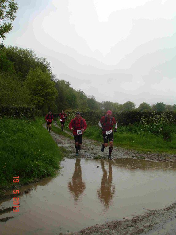 Trail du Pays de Bray à GAILLEFONTAINE19 mai 2013