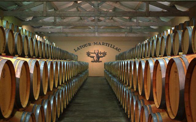 Voici le Château LaTour-Martillac en images...