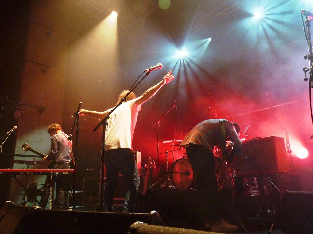 Album - The Bewitched Hands 2010-11-20