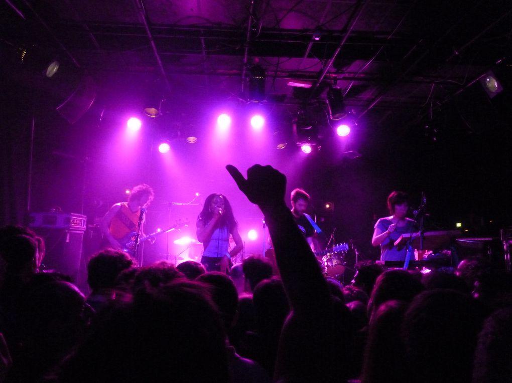 Album - The Go! Team 24-03-2011