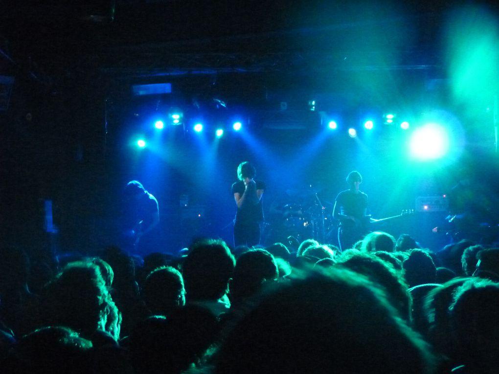 Excellent concert à la locanda atlantide. LE groupe du début du XXIe siècle !