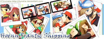 Album - Franticshipping