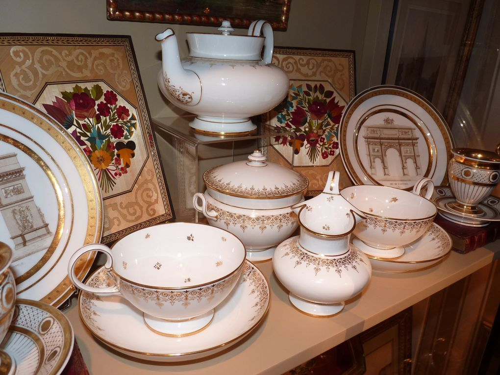 choix de porcelaine de Paris et de Sèvres