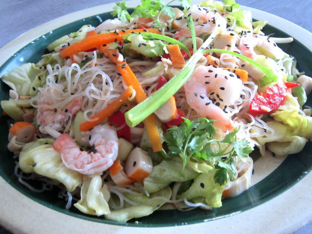 Album - Cuisine Asiatique:Thai, Vietnamienne, Japonaise, etc...