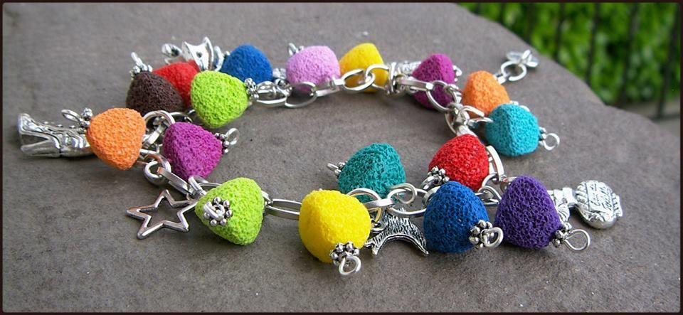 Bracelets à breloques