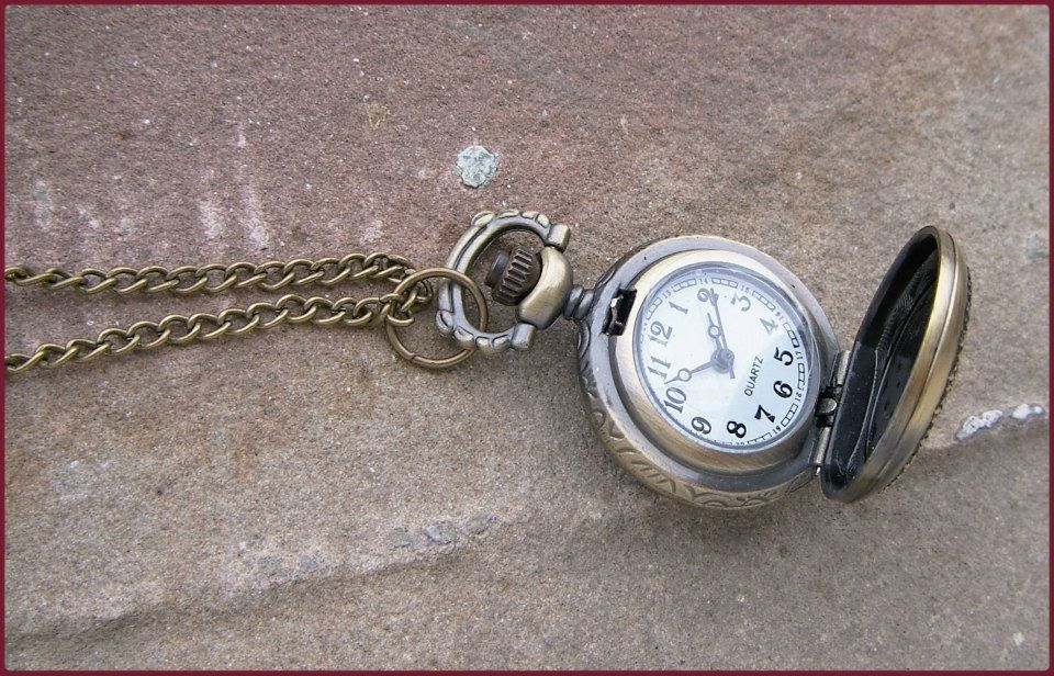 Sautoirs montres à gousset