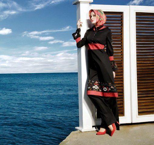 el hijab turc2012