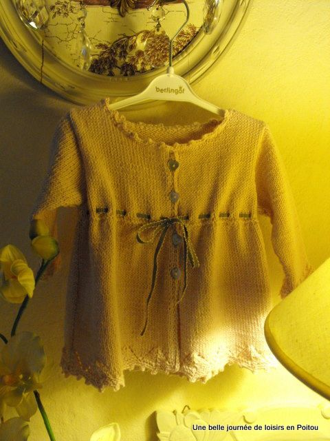 Tricots layette