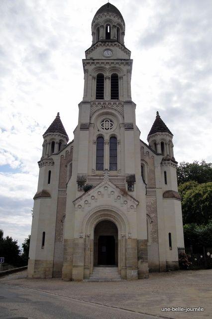 Le château des Ormes ( 86 - Vienne) berceau de la famille d'Argenson