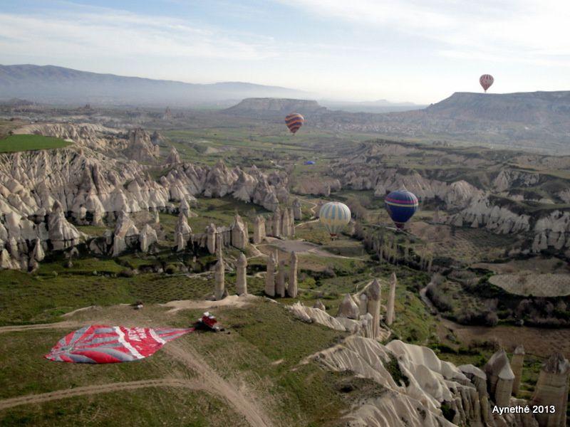 Album - Montgolfieres en Cappadoce