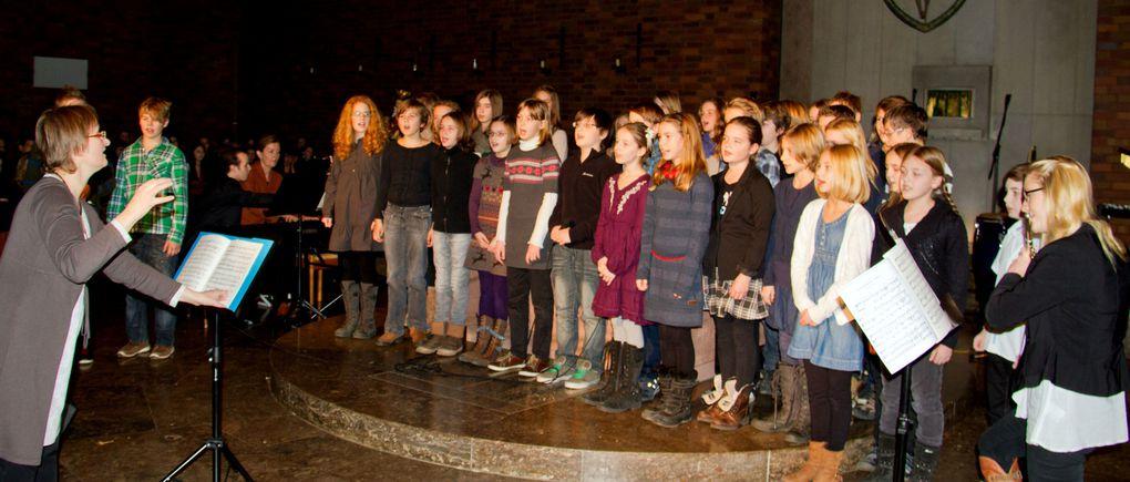 Album - Adventskonzert Gymnasium 2012