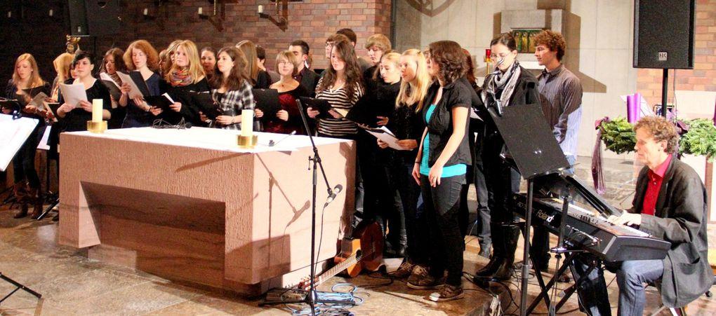 Album - Weihnachtskonzert Gymnasium
