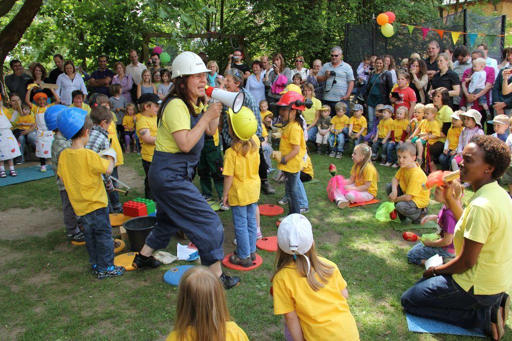 Album - Sommerfest Bilhildiskindergarten