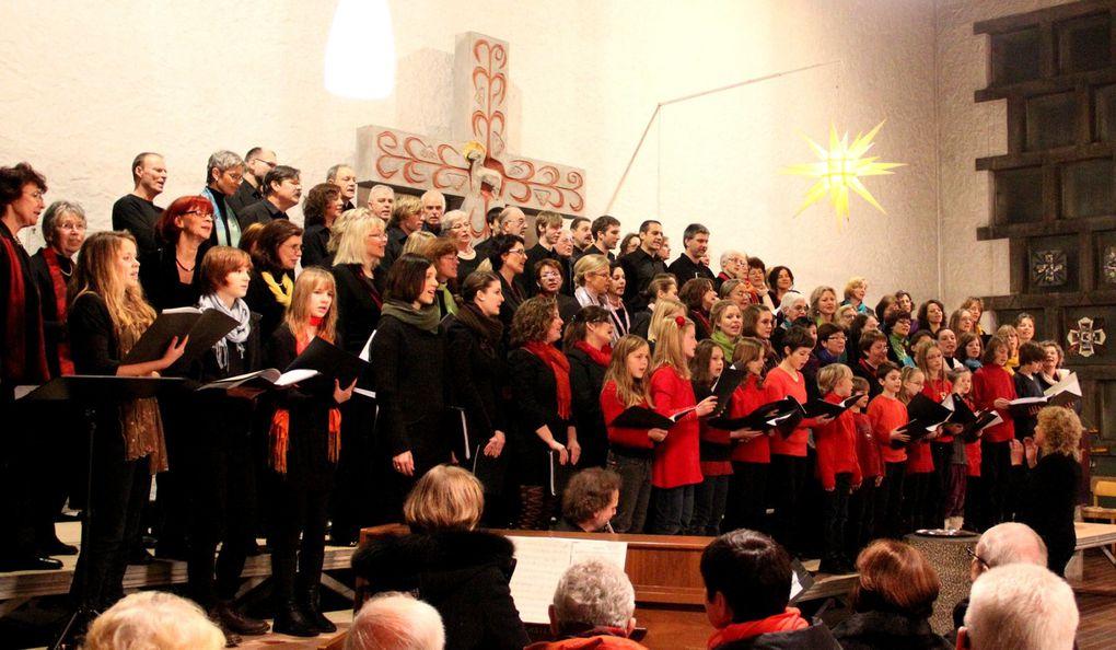 Album - Weihnachtskonzert Gemeinde Projektchor