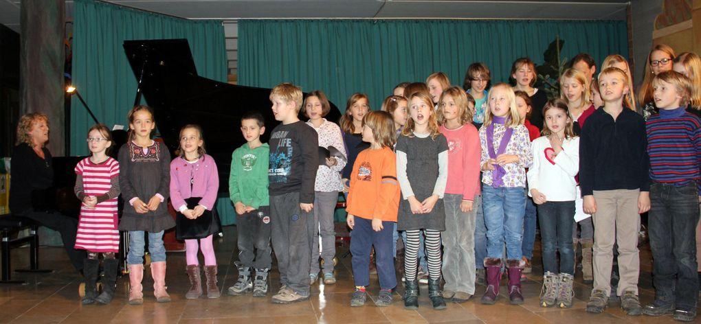 Album - WeihnachtskonzertMusikschule2011