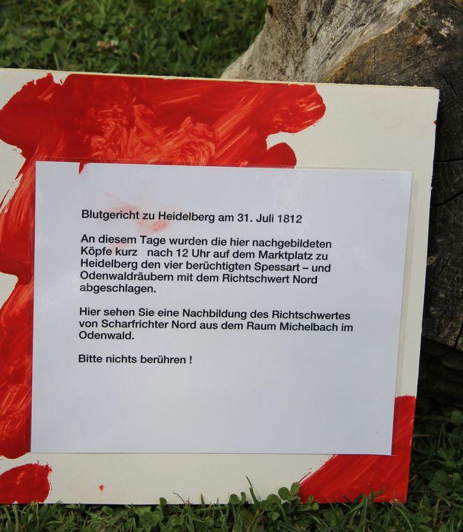"""Veitshöchheimer Flaniermeile am Mainufer wurde zur grandiosen Openair-BühneGelungene Symbiose zwischen Kunst, Natur und Unterhaltung bei der """"Promenadenmischung""""Weit über 10.000 Leute mögen es wohl gewesen sein, die heute zwischen elf und 1"""