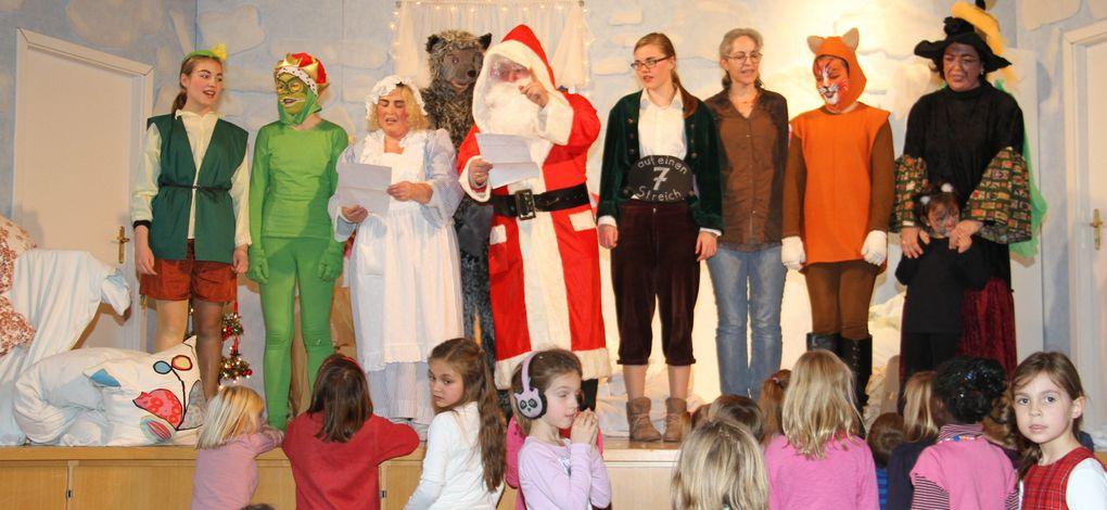 Album - Weihnachtsmärchen 2013 TheaterHofgarten