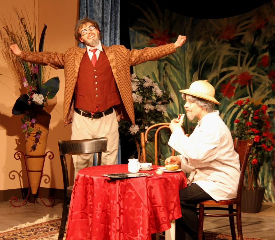 Album - LWG-Theater Haus in Montevideo 2
