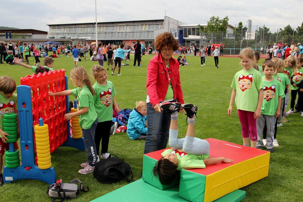 im Schulsportzentrum Veitshöchheim am 19.7.2012