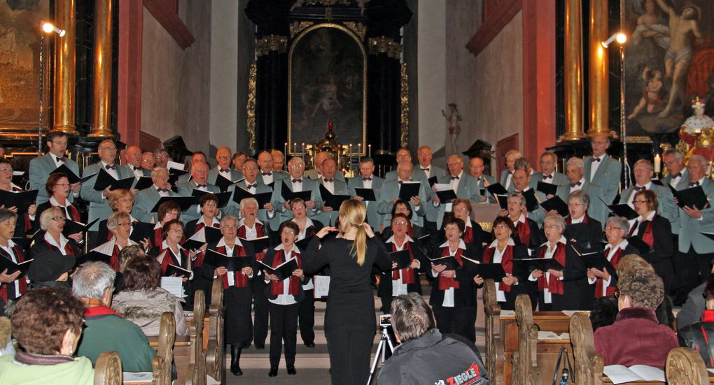 Album - Adventskonzert MGV 2012