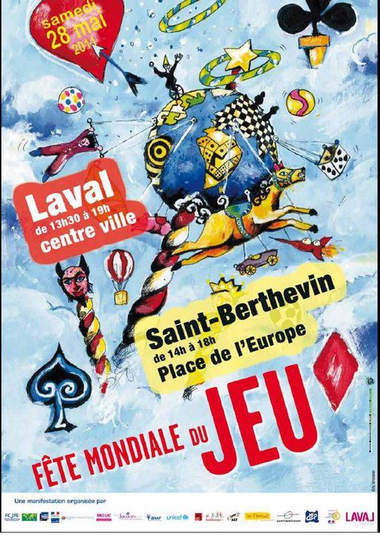 Affiches des tournois, initiations et autres évènements auquels le BVL a participé