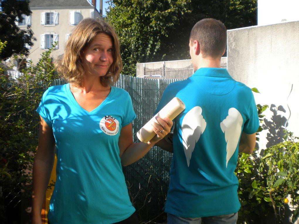 Quelques photos des journées du 3 et 4 septembre à Pacé où se déroulait l'Open de France de mölkky...