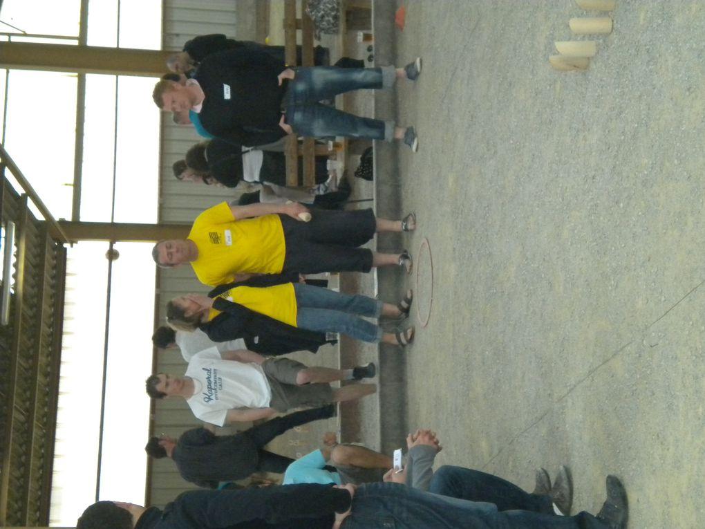 2ème tournoi du BVLBoulodrome Jean Macé à Laval
