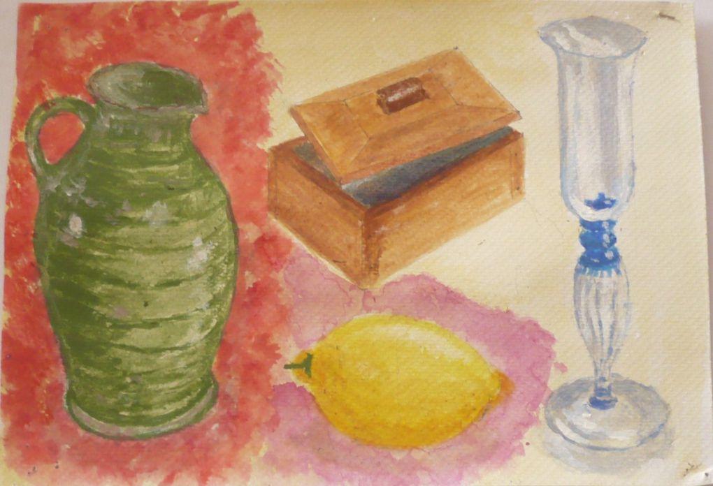 mes passions -mes peintures