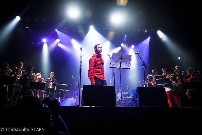 Sunday au Bataclan23/09/2012