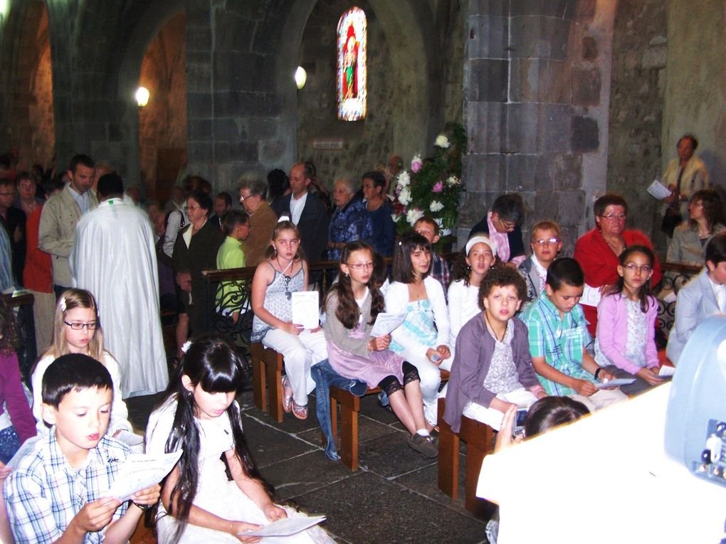 Album - 1ere COMMUNION 2011 (serie1)