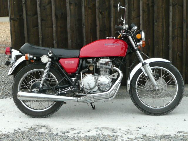 Album - Honda-400-Four