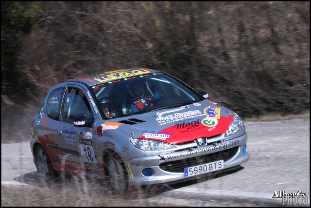 3r Rallye cervera Prueba Puntuable campeonate catalan de rallyes de asfalto (26/02/2011)