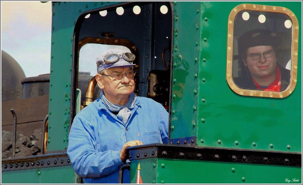 Pendant deux jours, la baie de Somme va vivre au rythme des trains à vapeur qui vont sillonner presque sans interruption le réseau des bains de mer.L'évènement ferroviaire phare de 2013 se déroulera bien en baie, avec l'édition de cette éto