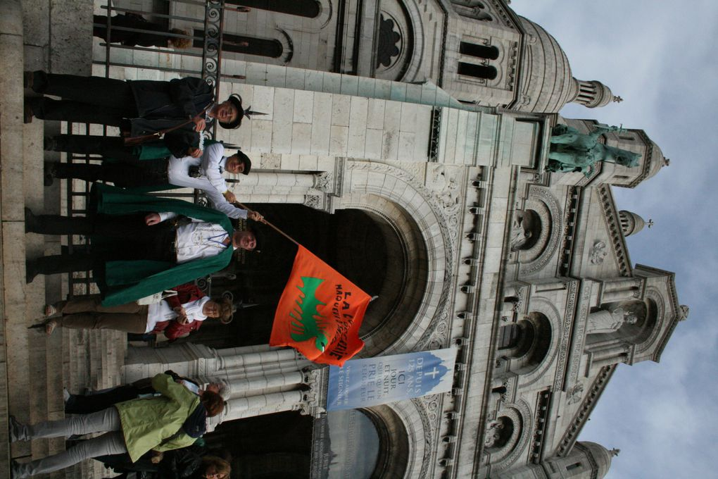 Fête des vendanges de Montmartre.