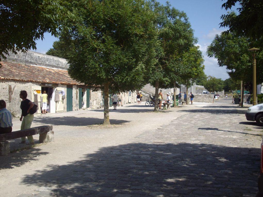 joli petit village fortifié de charente maritime