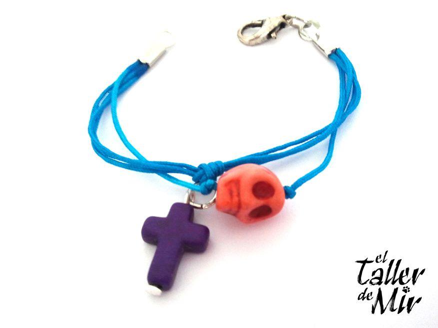Album - Pulseras y collares  fluor - fluor bracelets and necklaces
