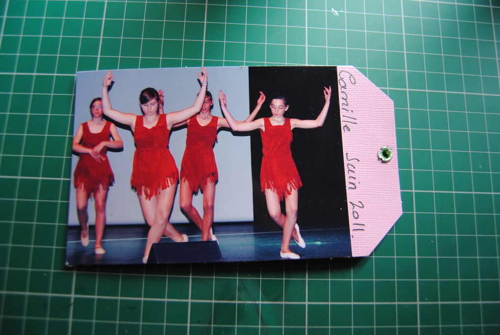 Album - Mini-album-Danse