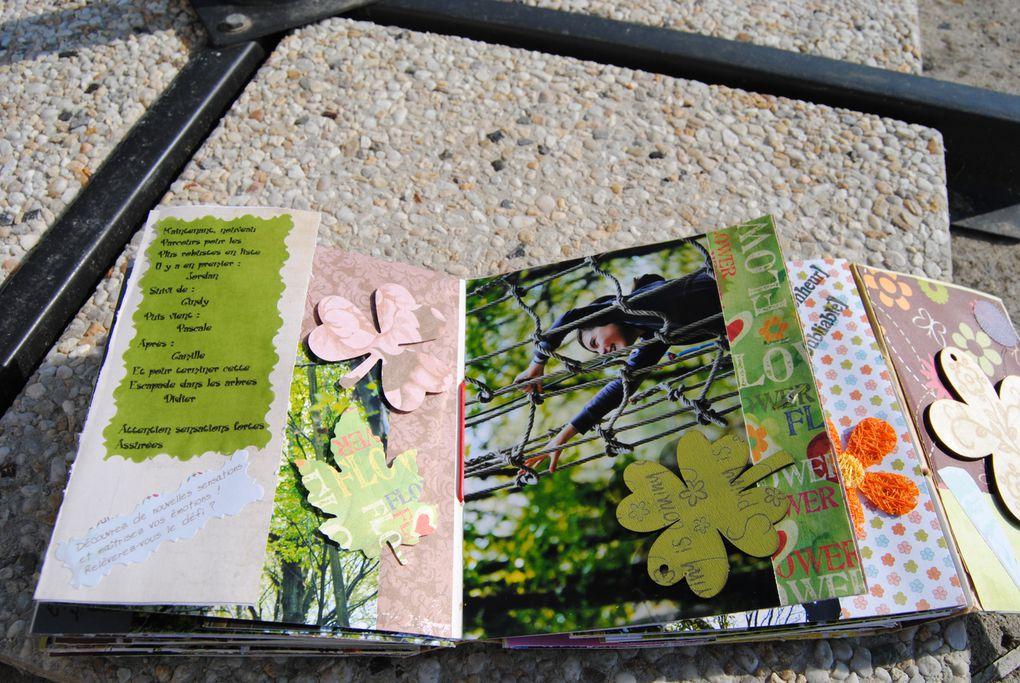 Album - Mini-album-accrobranche