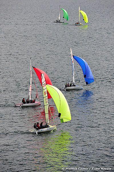 Grand Prix Ecole Navale 2010 à Brest