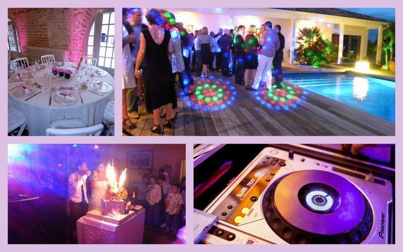 DJ Mariage Toulouse, Inauguration, Cocktail Dinatoire, Vernissage,Soirée privée,Soirée à thème à Toulouse .....Quelques Photos!