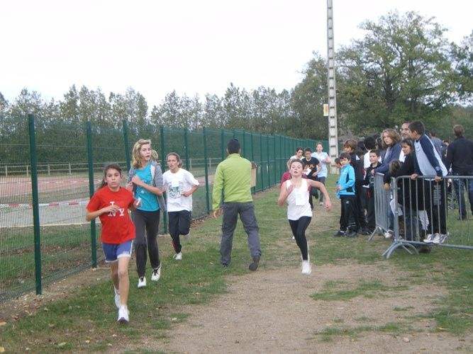 Album - Cross UNSS 2011
