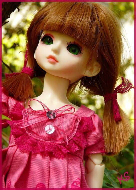 Modèle Yoyo de chez DollLove (1/6 girl)