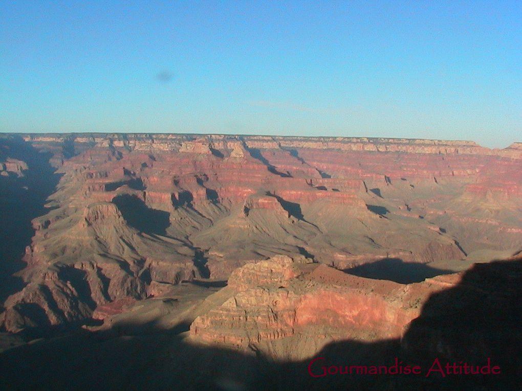 La découverte de l'ouest Américain en 2003!Voyage inoubliable, des paysages MAGNIFIQUES!!!